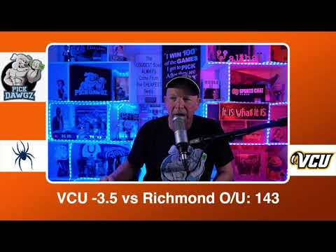 VCU vs Richmond 2/17/21 Free College Basketball Pick and Prediction CBB Betting Tips