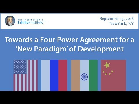 Towards a Four Power Agreement For a 'New Paradigm' of Development: Panel One