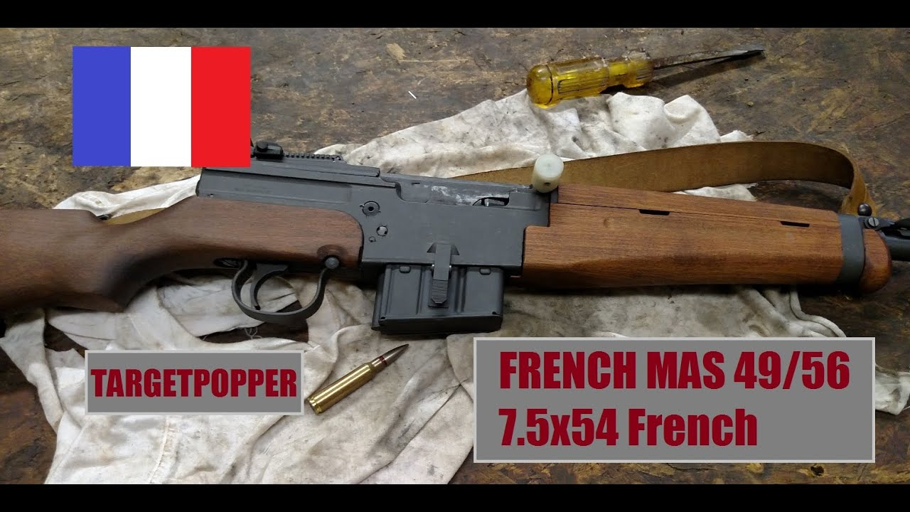Mas 49: French-Rifle-MAS-49-56-Full jpg (1000×727) – Best