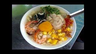Street Food Vietnam - Crab & pig's brain soup - Street Food
