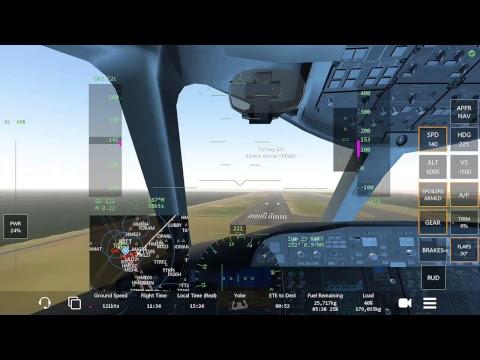 Infinite Flight Toronto [CYYZ] to [RJTT] Tokyo International Airport