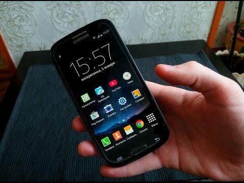 ЧЕСТНЫЙ ОБЗОР Samsung Galaxy S3