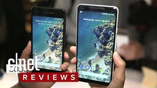 Pixel 2 and 2 XL hands-on
