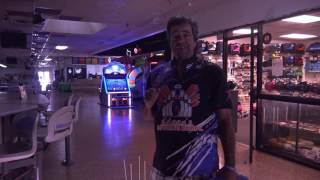 Eileen's Bowling Buddy Skills Training Series Lesson 4: Swing and Alignment Trainer