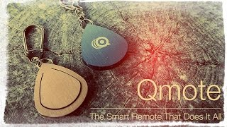 QMote A Simple, Programmable Smart Remote For Your Phone