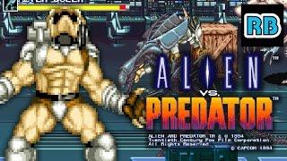 1994 [60fps] Alien vs. Predator P.Warrior Nomiss ALL