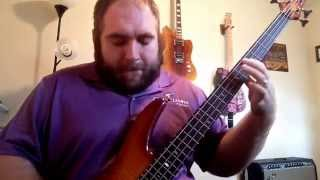 "Bass lesson, Chronixx ""Here comes Trouble"""