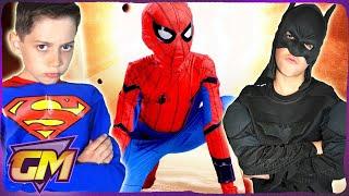 Batman v Superman: Kids In Real Life