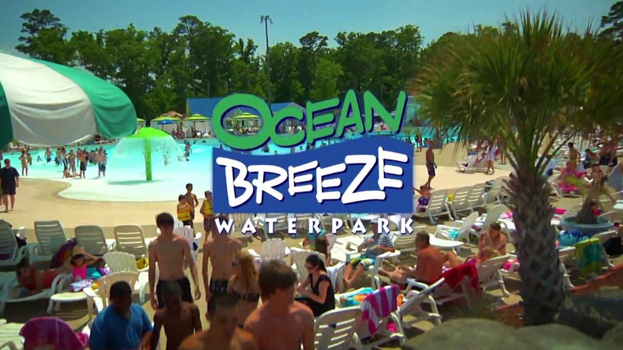Ocean Breeze Waterpark Family Fun In Virginia Beach The Vacation Channel