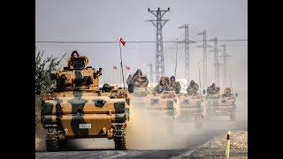 حشود عسكرية تركية لحلب ومحلل تركي يتوقع معركة ضد الوحدات الكردية-تفاصيل