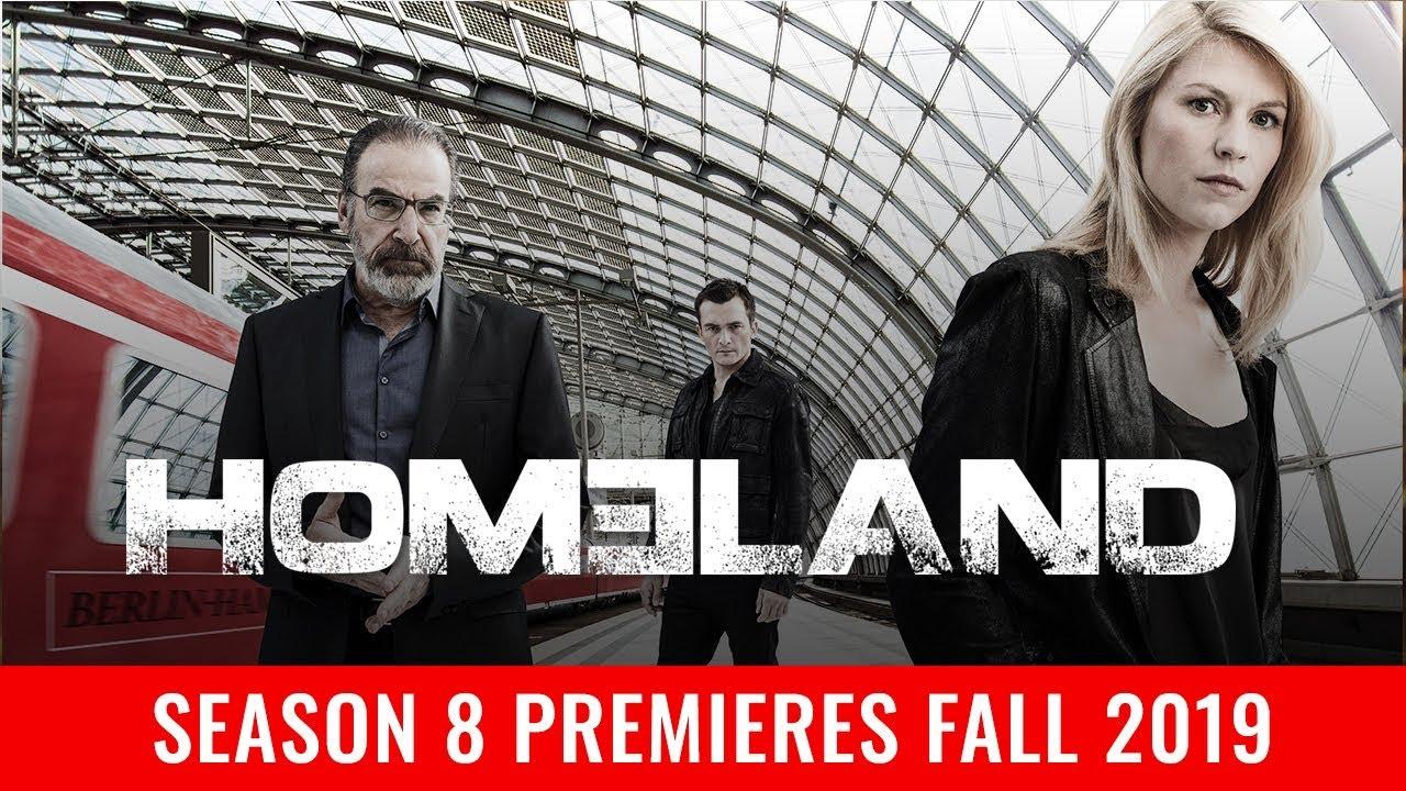 Homeland Season 20 final season will premiere in Fall 20 on Showtime