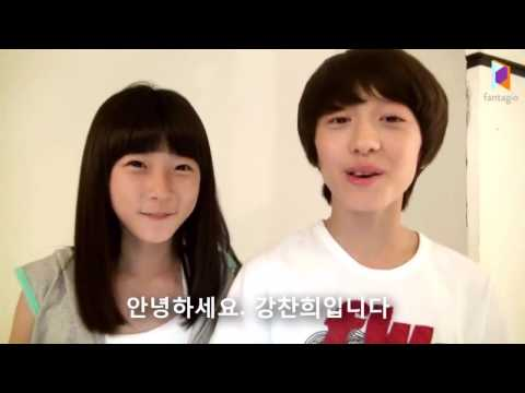ChanSae (Kim Sae Ron & SF9 Chani)