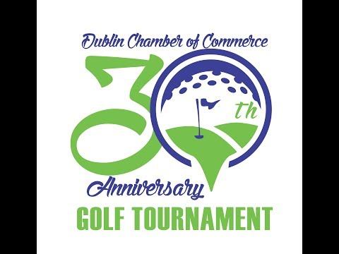 2017 30th Anniversary Dublin Chamber of Commerce Golf Tournament