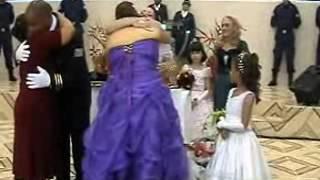 Cerimônia de Bodas de Prata do GCM Souza e Rosi - Bebedouro/SP