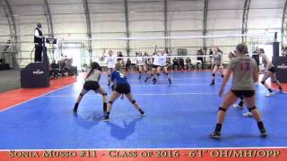 Sonia Musso   2015 SCVA Las Vegas Classic Highlights