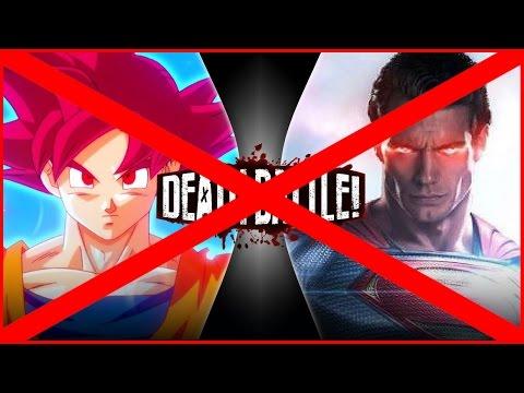 Goku VS Superman 1 & 2 Debunked