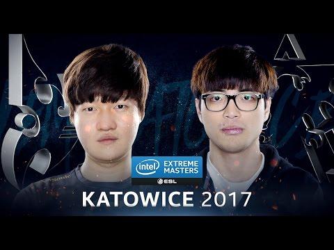 StarCraft II - Stats vs. ByuN [PvT] - Quarterfinal - IEM Katowice 2017