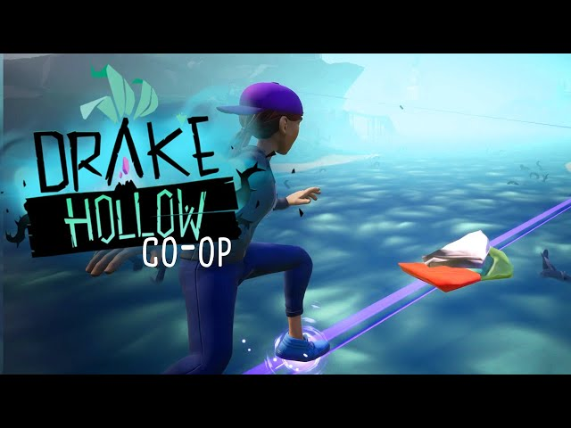 Drake Hollow (Co-op) - Supply Line (Part 5)
