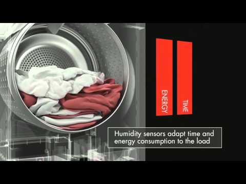 AEG AbsoluteCare® System Heatpump Tumble Dryer