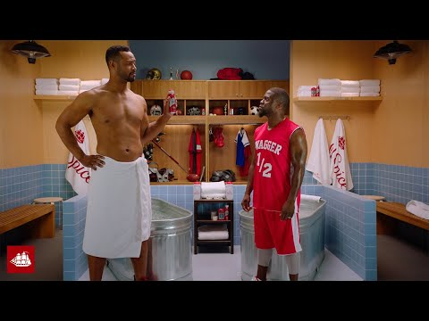 Cold As Balls: Isaiah Mustafa And Kevin Hart | Old Spice