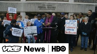 HB2 and Economic Boycotts  VICE News Tonight (Full Segment)