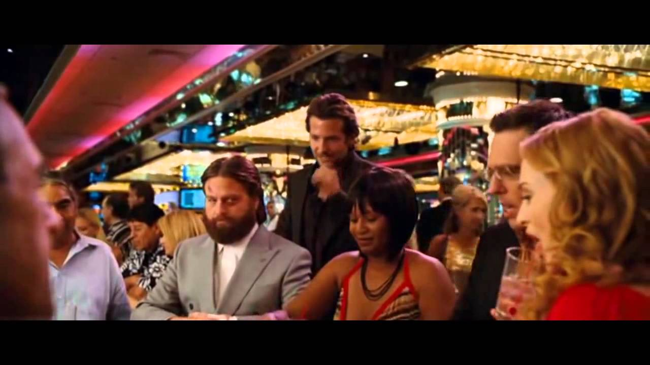 how to play the hangover casino game