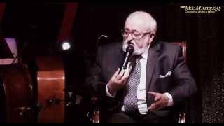 XIII Forum Humanum Mazurkas-rozmowa A.Bartkowskiego z Krzysztofem Pendereckimi i Elżbietą Penderecką