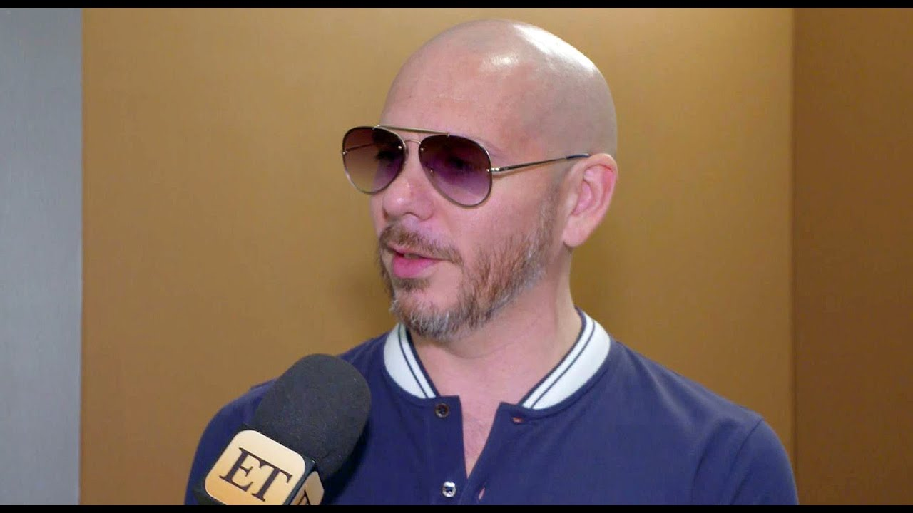 Pitbull Hopes Kobe Bryant's Tragic Death Inspires a 'Movement' to Live Life to the Fullest (Exclu…