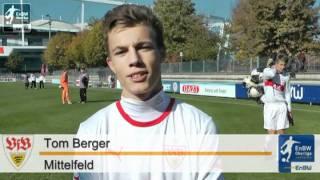 B-Junioren VfB Stuttgart II Tom Berger