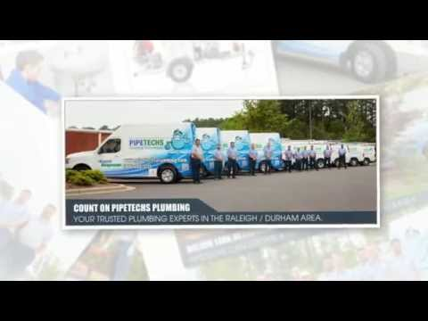 Pipetechs Plumbing Technologies | Raleigh, NC