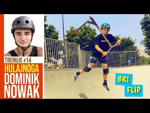 DOMINIK NOWAK - Bri Flip / MILO SIĘ TRENUJE #14