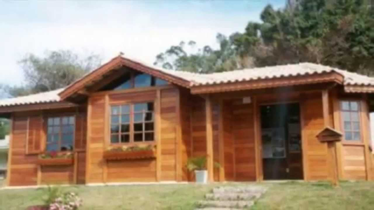 casas prefabricadas en Ávila - casas de madera baratas - youtube