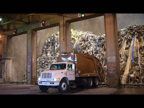 Olmsted County Waste To Energy Facility