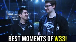 BEST Moments of Liquid.w33 in his COMPETITIVE Dota 2 Career - EPIC Gameplay Highlights Compilation