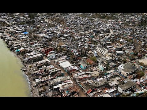 Hurricane Matthew Ravages Haiti, Killing Thousands