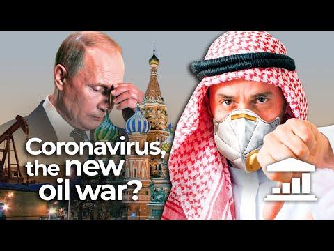 RUSSIANS vs SAUDIS: CORONAVIRUS and the new OIL WAR  - VisualPolitik EN