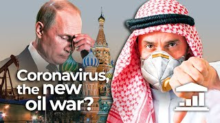 RUSSIANS vs SAUDIS: CORONAVIRUS and the new OIL WAR  - VisualPolitik EN