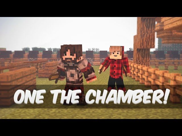 Minecraft: Uma Flecha Uma Kill - One The Chamber