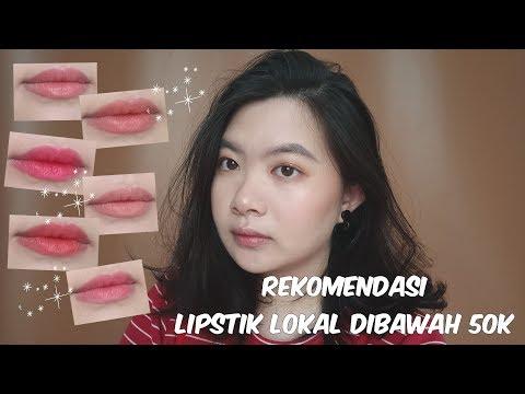 rekomendasi-lipstick-lokal-dibawah-50-ribu