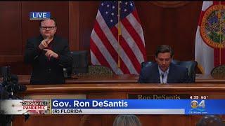 Special Report: Gov. Ron DeSantis Coronavirus Update 3-31-20