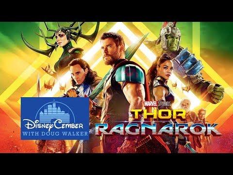 Thor Ragnarok Disneycember Youtube