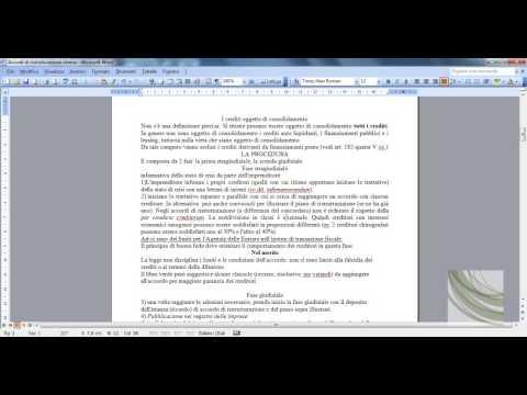 videoguida transazione fiscale e accordi di ristrutturazione