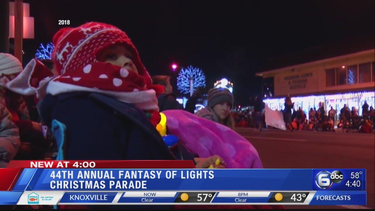 2021 Lexington County Christmas Parade 44th Annual Fantasy Of Lights Christmas Parade Youtube