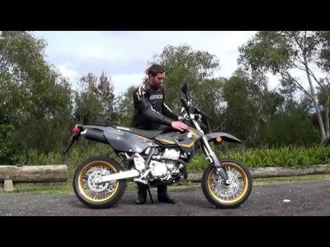 2016 Suzuki DR-Z400SM Review - Bike Review