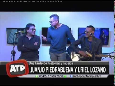 Uriel Lozano Y Juanjo Piedrabuena - ATP 27 10 17