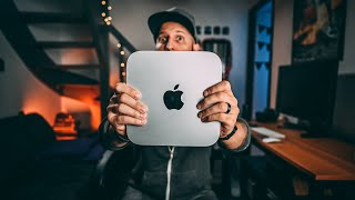 Test Mac mini M1 : INCROYABLE mais...