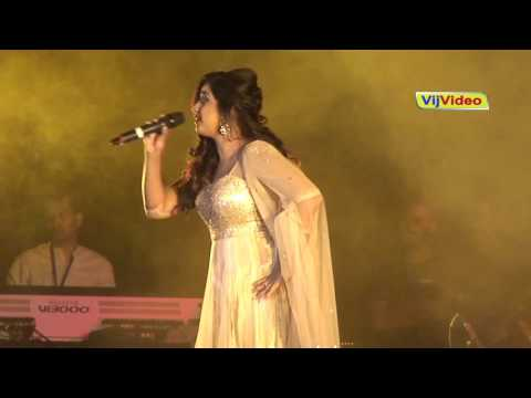 SHREYA GHOSHAL Live concert in Mauritius 2016 - HD 1080p