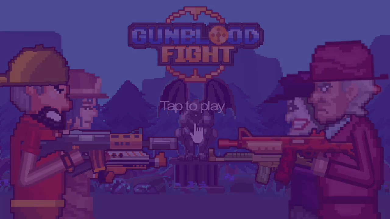 Gun Blood Fight Android Gameplay Full HD