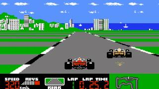 Ferrari Grand Prix Challenge NES Part 2