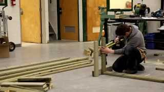 Skills Canada Saskatchewan Carpentry